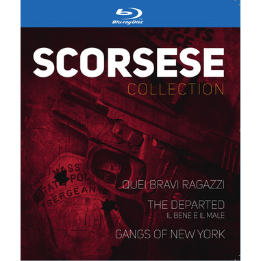 Scorsese Collection (Blu-ray)