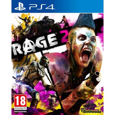 Rage 2, PS4