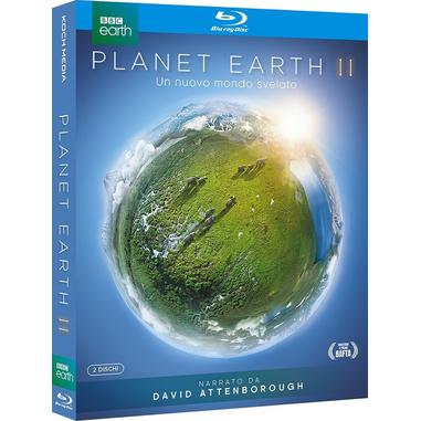 Planet Earth II, 2 (Blu-Ray)