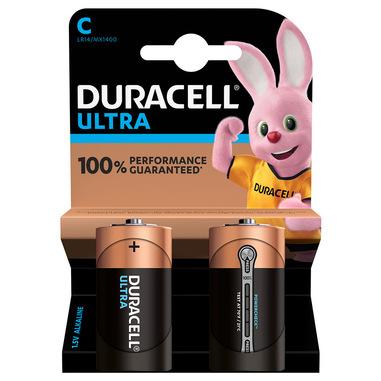 Duracell Ultra Batteria monouso C Alcalino
