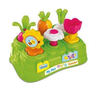 Clementoni Baby Garden giocattolo interattivo