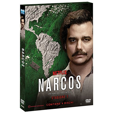 Eagle Pictures Narcos - Stagione 1 (DVD)