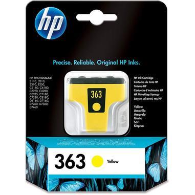 HP C8773EE cartuccia d'inchiostro Original Giallo 1 pezzo(i)