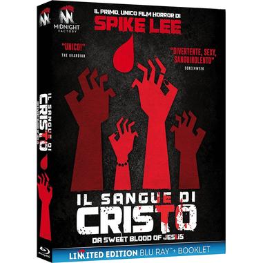 Il sangue di Cristo. Da Sweet Blood of Jesus. Limited Edition (Blu ray + Booklet)