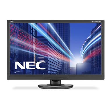 "NEC AccuSync AS242W 61 cm (24"") 1920 x 1080 Pixel Full HD LED Nero"