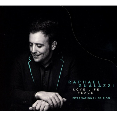 Raphael Gualazzi - Love Life Peace International Edition, 2CD CD Jazz