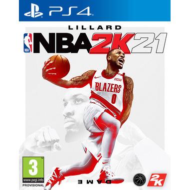 NBA 2K21, PlayStation 4