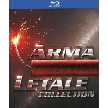 Arma letale collection (Blu-ray)