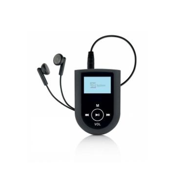 Telesystem SNAP run Lettore MP3 8GB Nero