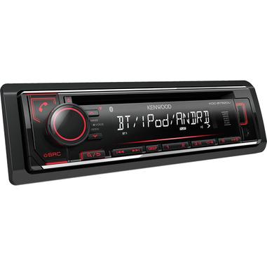 Kenwood Electronics KDC-BT520U 88W Bluetooth Nero autoradio