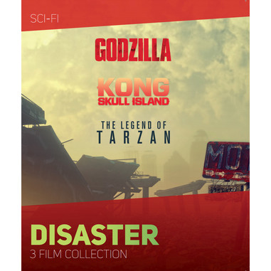 Disaster Collection (Blu-ray)