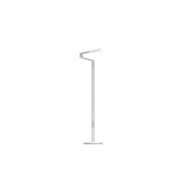Dyson Lightcycle Morph Floor illuminazione da pavimento 11,2 W LED Argento, Bianco