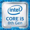 "Apple iMac 54,6 cm (21.5"") 4096 x 2304 Pixel Intel® Core™ i5 di ottava generazione 8 GB DDR4-SDRAM 256 GB SSD AMD Radeon Pro 560X macOS Catalina 10.15 Wi-Fi 5 (802.11ac) PC All-in-one Argento"