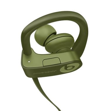 Beats Powerbeats3 Aggancio, Auricolare Stereofonico Senza fili Verde auricolare per telefono cellulare