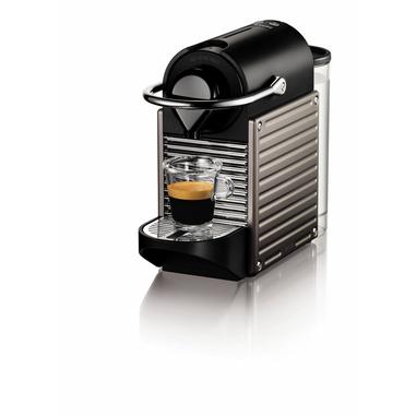 Krups Nespresso Pixie XN304T macchina per caffè Piano di lavoro Macchina per espresso 0,7 L