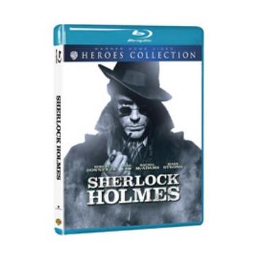 Sherlock Holmes, (Blu-ray)