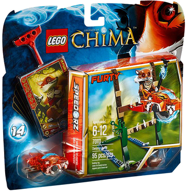 LEGO Legends of Chima Swamp Jump