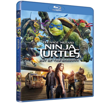 Tartarughe Ninja 2: Fuori dall'Ombra (Blu ray)