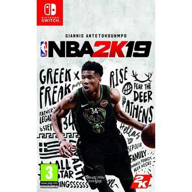 NBA 2K19 - Switch