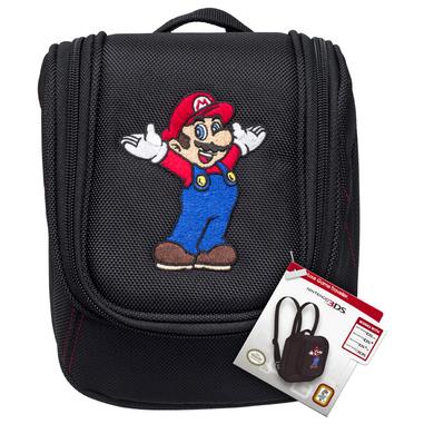Bigben Interactive Borsa Zaino ufficiale Mario 3DS XL