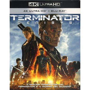 Terminator Genisys, Blu-Ray Blu-ray 2D ITA