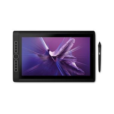 Wacom MobileStudio Pro DTHW1621HK0B tavoletta grafica 5080 lpi (linee per pollice) 346 x 194 mm USB/Bluetooth Nero