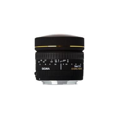 Sigma 8mm F3,5 Fish Eye Circulaire DG EX ( )
