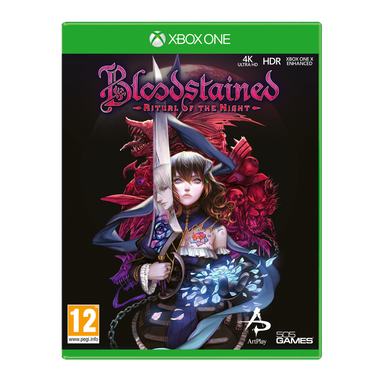 Bloodstained: Ritual of the Night, Xbox One