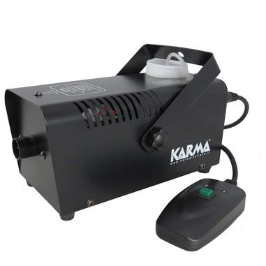 Karma DJ 701 Acqua Smoke machine 0.3L 700W Nero macchina del fumo