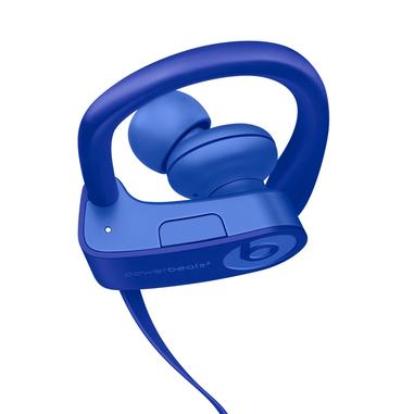 Beats Powerbeats3 Aggancio, Auricolare Stereofonico Senza fili Blu auricolare per telefono cellulare