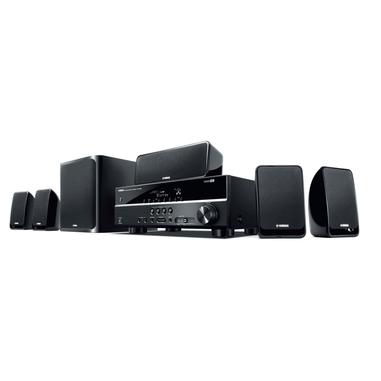 Yamaha YHT-199 5.1 Compatibilità 3D Nero sistema home cinema