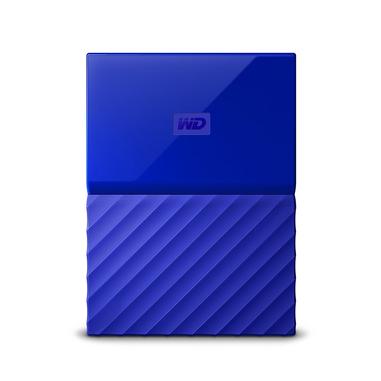 Western Digital My Passport disco rigido esterno 2000 GB Blu