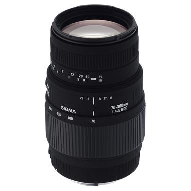 Sigma 70-300mm F4-5.6 DG MACRO Pentax