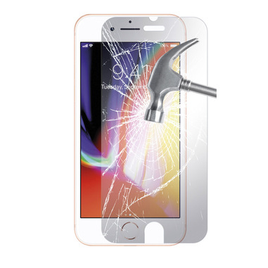 Phonix Tempered Glass Screen Protector per Apple iPhone 8 / 7 / 6s / 6
