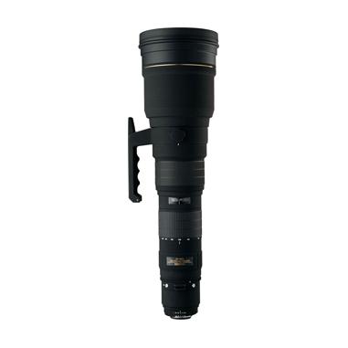 Sigma APO 300-800 F5.6 EX DG HSM Nero