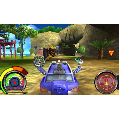 Fossil fighters frontier - 3DS