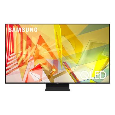 """Samsung QE55Q95TAT 139,7 cm (55"""") 4K Ultra HD Smart TV Wi-Fi Nero, Argento"""