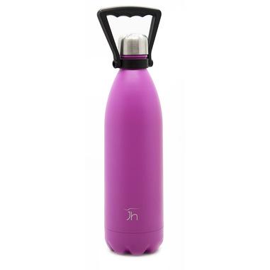 Joia Home Bottiglia Termica Doppia Parete Fucsia 1L con manico