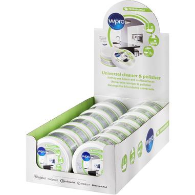 Wpro UNC501 Terrabianca detergente e lucidante universale prodotto per la pulizia