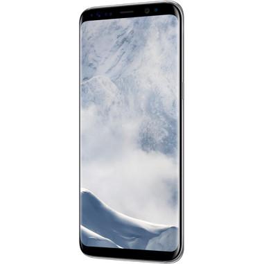 Samsung Galaxy S8 4G 64GB Arctic silver smartphone