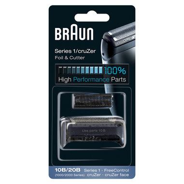 Braun Series 1 10B Testina Di Ricambio Per Rasoio Barba Elettrico