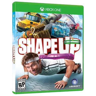 Ubisoft Shape Up, Xbox One Basic Xbox One Inglese videogioco