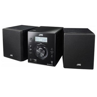 JVC UX-G210 Microsistema audio per la casa Nero 10 W