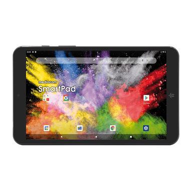 """Mediacom SmartPad iyo8 16 GB 20,3 cm (8"""") Allwinner 2 GB Wi-Fi 4 (802.11n) Android 11 Nero"""