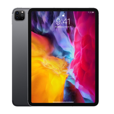 "Apple iPad Pro 11"" (seconda gen.) Wi‑Fi 256GB - Grigio siderale"