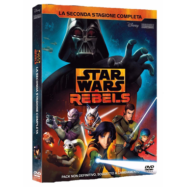 Star Wars Rebels, stagione 2 (DVD)