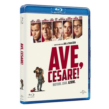 Ave Cesare! (Blu-ray)