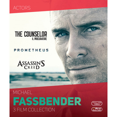 Michael Fassbender Collection (Blu-ray)