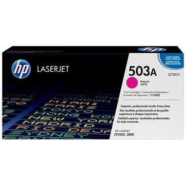 HP 503A Cartuccia laser 6000pagine Magenta
