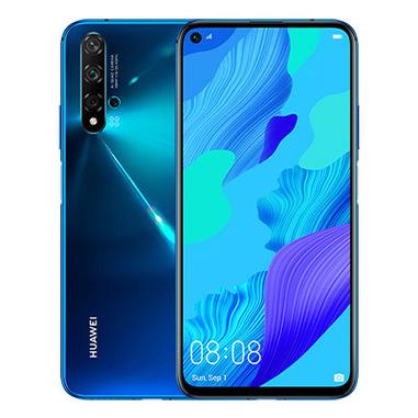 """Huawei nova 5T 15,9 cm (6.26"""") Doppia SIM Android 9.0 4G USB tipo-C 6 GB 128 GB 3750 mAh Blu"""